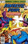 Cover Thumbnail for Fantastic Four (1961 series) #212 [Newsstand Edition]