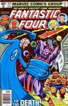 Cover Thumbnail for Fantastic Four (1961 series) #213 [Newsstand Edition]