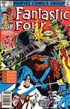 Cover Thumbnail for Fantastic Four (1961 series) #219 [Newsstand Edition]