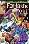 Cover Thumbnail for Fantastic Four (1961 series) #221 [Newsstand]
