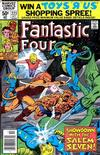 Cover Thumbnail for Fantastic Four (1961 series) #223 [Newsstand Edition]