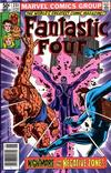 Cover Thumbnail for Fantastic Four (1961 series) #231 [Newsstand Edition]