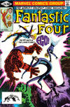Cover Thumbnail for Fantastic Four (1961 series) #235 [Direct]
