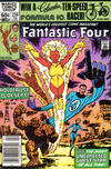 Cover Thumbnail for Fantastic Four (1961 series) #239 [Newsstand Edition]