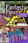 Cover Thumbnail for Fantastic Four (1961 series) #241 [Newsstand Edition]