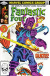 Cover Thumbnail for Fantastic Four (1961 series) #243 [Direct Edition]