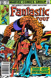 Cover Thumbnail for Fantastic Four (1961 series) #249 [Newsstand Edition]