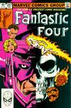 Cover for Fantastic Four (Marvel, 1961 series) #257 [Direct]