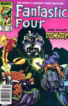 Cover Thumbnail for Fantastic Four (1961 series) #259 [Newsstand Edition]