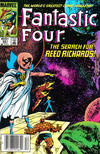 Cover Thumbnail for Fantastic Four (1961 series) #261 [Newsstand Edition]