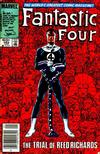 Cover Thumbnail for Fantastic Four (1961 series) #262 [Newsstand Edition]