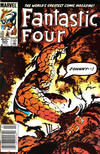 Cover Thumbnail for Fantastic Four (1961 series) #263 [Newsstand]