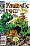 Cover Thumbnail for Fantastic Four (1961 series) #264 [Newsstand Edition]