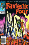 Cover Thumbnail for Fantastic Four (1961 series) #280 [Newsstand]