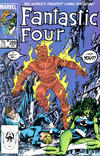 Cover for Fantastic Four (Marvel, 1961 series) #289 [Direct Edition]
