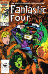 Cover Thumbnail for Fantastic Four (1961 series) #290 [Direct Edition]