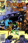 Cover Thumbnail for Fantastic Four (1961 series) #291 [Newsstand Edition]