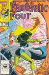 Cover for Fantastic Four (Marvel, 1961 series) #295 [Direct Edition]