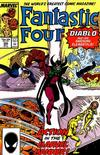 Cover for Fantastic Four (Marvel, 1961 series) #306 [Direct Edition]