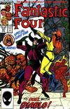 Cover for Fantastic Four (Marvel, 1961 series) #307 [Direct Edition]