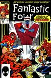 Cover for Fantastic Four (Marvel, 1961 series) #308 [Direct Edition]