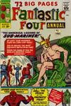 Cover for Fantastic Four Annual (Marvel, 1963 series) #1