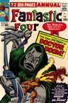 Cover for Fantastic Four Annual (Marvel, 1963 series) #2