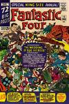 Cover for Fantastic Four Annual (Marvel, 1963 series) #3