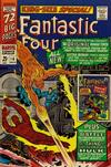 Cover for Fantastic Four Annual (Marvel, 1963 series) #4