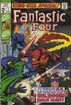 Cover for Fantastic Four Annual (Marvel, 1963 series) #7