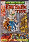 Cover for Fantastic Four Annual (Marvel, 1963 series) #8