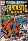 Cover for Fantastic Four Annual (Marvel, 1963 series) #9