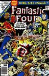 Cover for Fantastic Four Annual (Marvel, 1963 series) #13