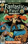 Cover for Fantastic Four Annual (Marvel, 1963 series) #14 [Newsstand]
