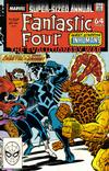 Cover for Fantastic Four Annual (Marvel, 1963 series) #21 [Direct]