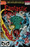 Cover for Fantastic Four Annual (Marvel, 1963 series) #22 [Direct]