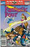 Cover Thumbnail for Fantastic Four Annual (1963 series) #24 [Newsstand Edition]