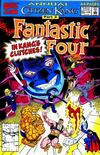 Cover for Fantastic Four Annual (Marvel, 1963 series) #25 [Direct]