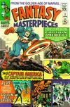 Cover for Fantasy Masterpieces (Marvel, 1966 series) #3