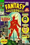 Cover for Fantasy Masterpieces (Marvel, 1966 series) #9