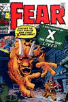 Cover for Fear (Marvel, 1970 series) #2