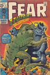 Cover for Fear (Marvel, 1970 series) #3