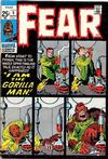 Cover for Fear (Marvel, 1970 series) #5