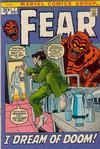 Cover for Fear (Marvel, 1970 series) #7