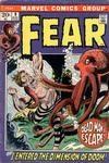 Cover for Fear (Marvel, 1970 series) #9