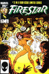 Cover for Firestar (Marvel, 1986 series) #3 [Direct Edition]