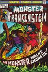 Cover for Frankenstein (Marvel, 1973 series) #5
