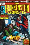 Cover for Frankenstein (Marvel, 1973 series) #9