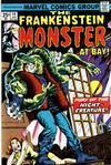 Cover for Frankenstein (Marvel, 1973 series) #14 [Regular Edition]