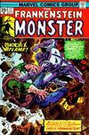 Cover Thumbnail for Frankenstein (1973 series) #17 [Regular Edition]